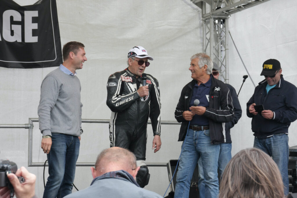 hayden interviews read and agostini